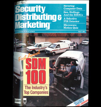 May 1991 Cover